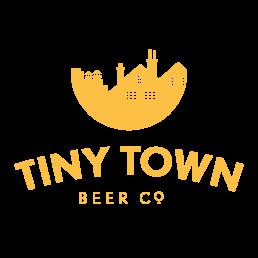 Tiny Town Yellow Logo